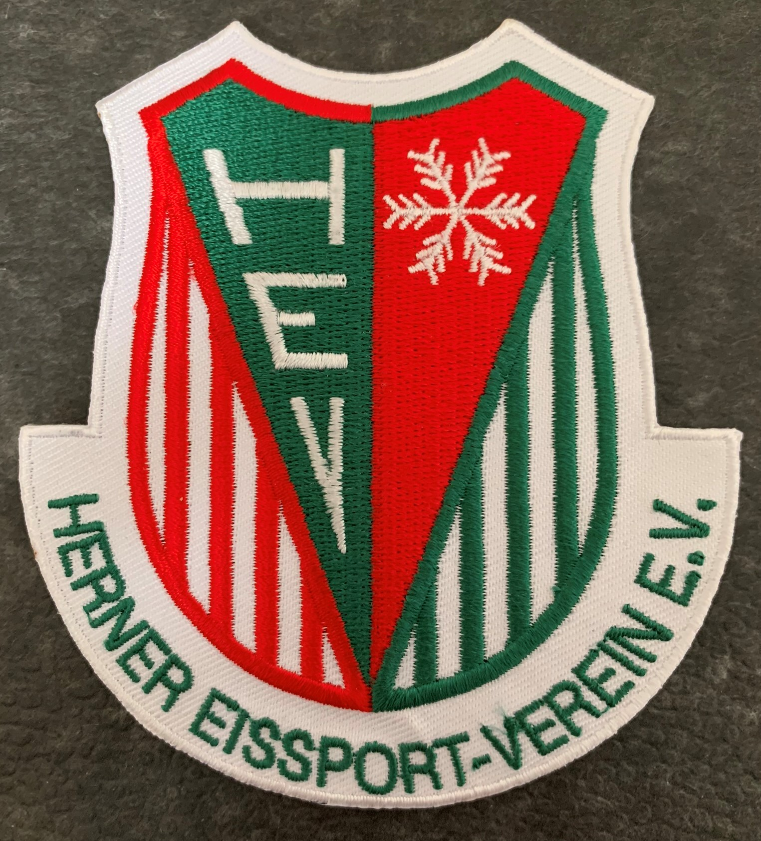 Aufnäher HEV Logo groß